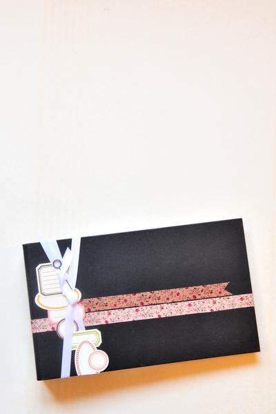 (Album) et rangement tampons clear - Odrai et Louis