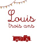 Louis 3 ans