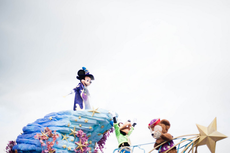 Premier week end à Disney