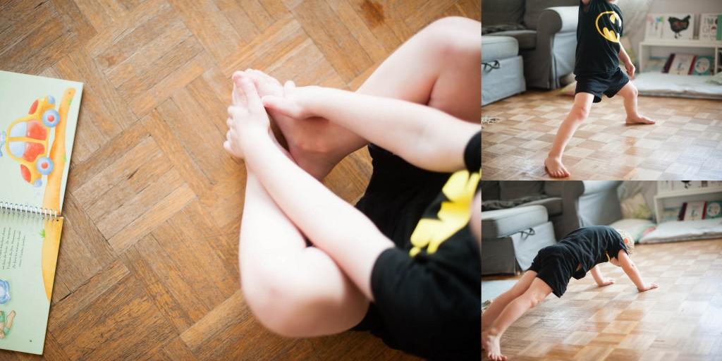Mon premier yoga - odrai-scrapandphoto.fr
