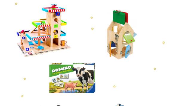 Idées cadeaux 6 – 12 – 18 mois