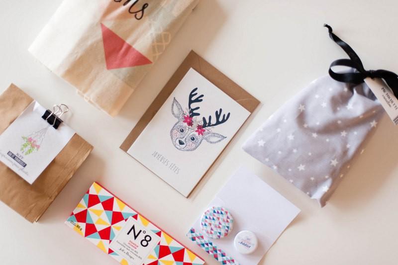 Lovely Box, Mots d'Amour, test, odrai, scandinave