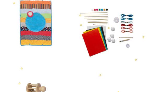 Idées cadeaux 0-6 mois