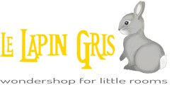 logo LE LAPIN GRIS