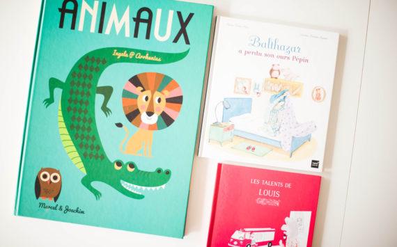 Livres enfants – les petits nouveaux de Noël