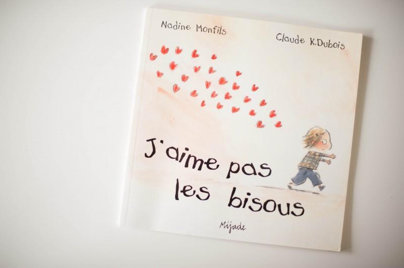 odrai-scrapandphoto.fr, livre enfants, lecture enfantine, j'aime pas les bisous
