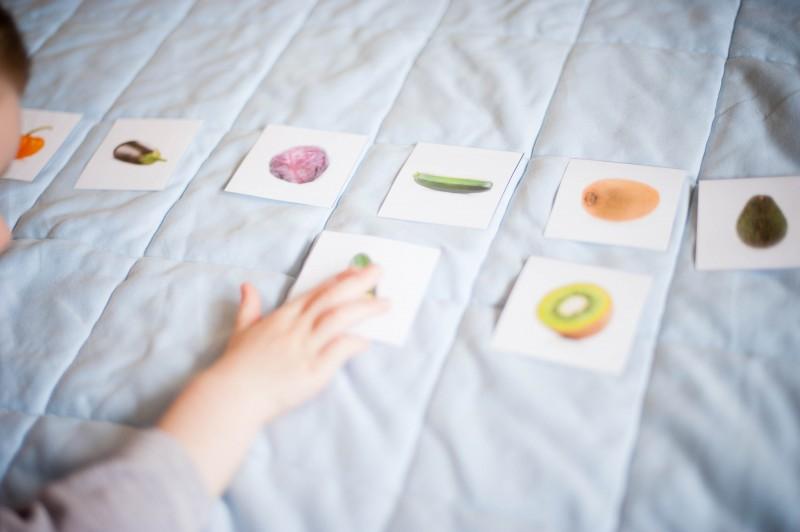 odrai-scrapandphoto.fr, cartes de nomenclature, montessori