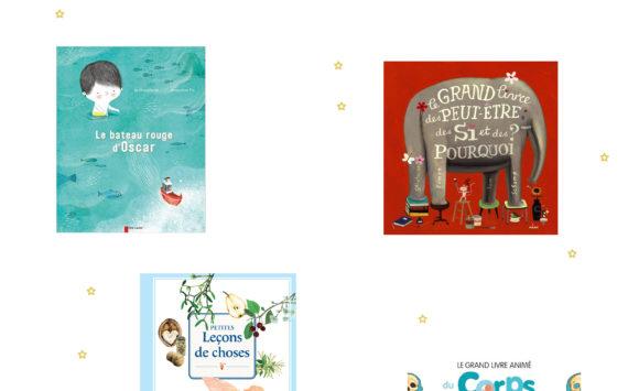 Livres enfants – ma liste d'envies pour le Noël de Louis