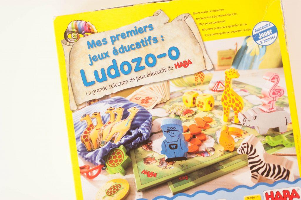 Haba - le jeu ludozoo - de 3 à 8 ans - Odrai et Louis