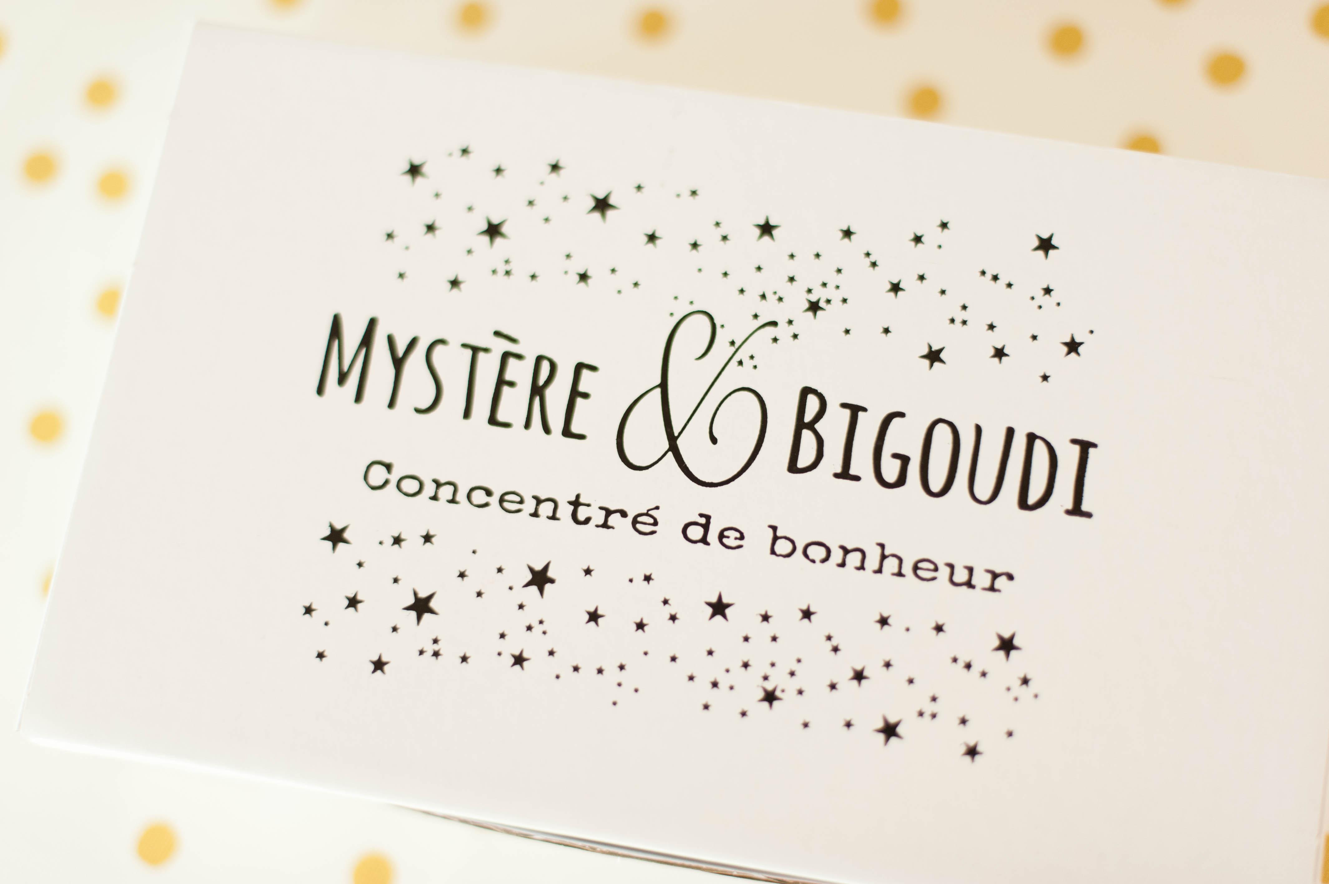 Le coffret Mystère & Bigoudi