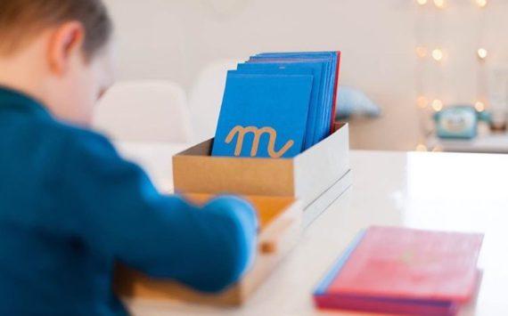 L'apprentissage des lettres