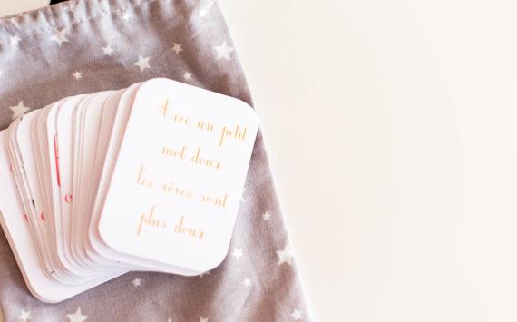 Le sac à mots doux de Louis