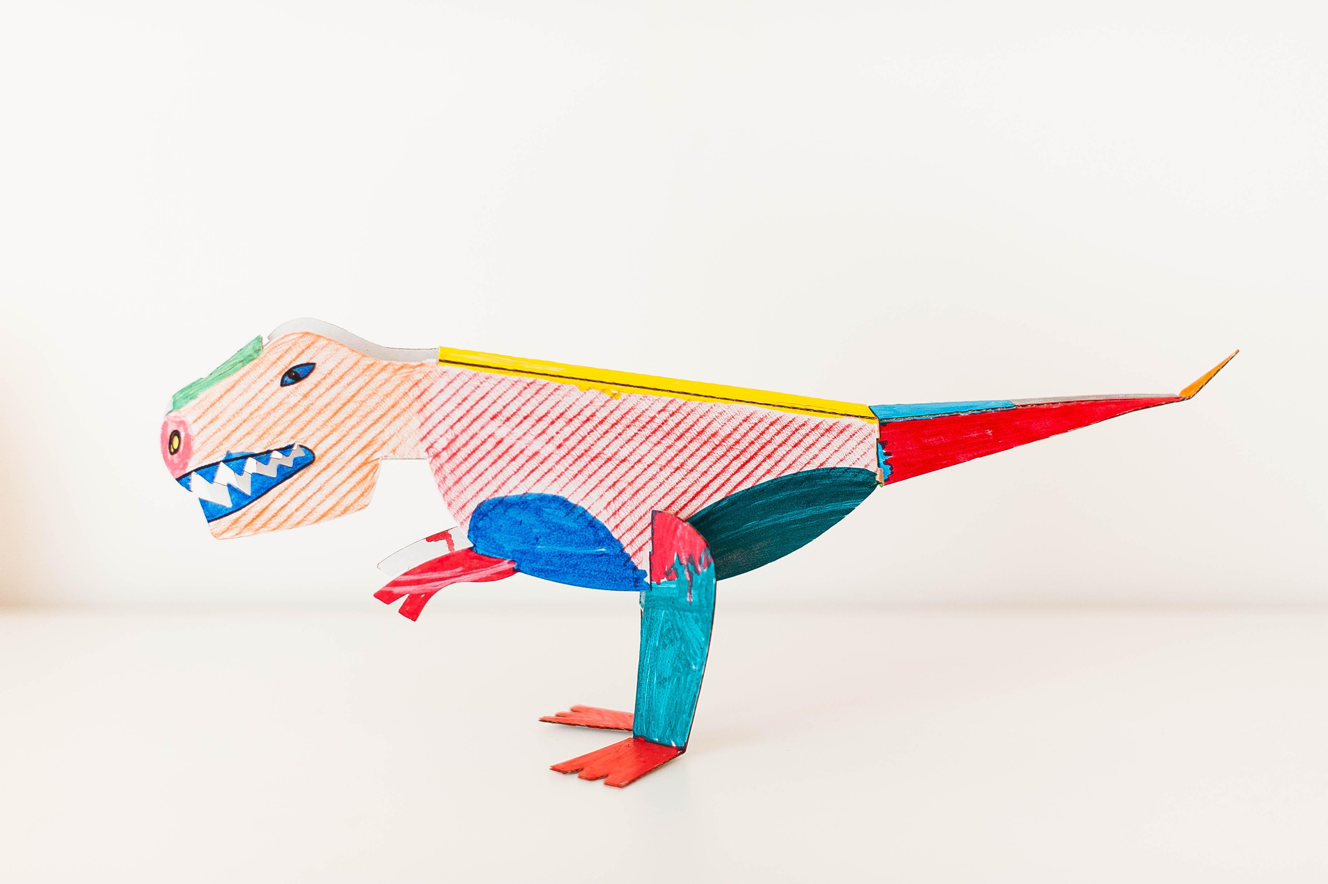 Les dinodulos de Mitik