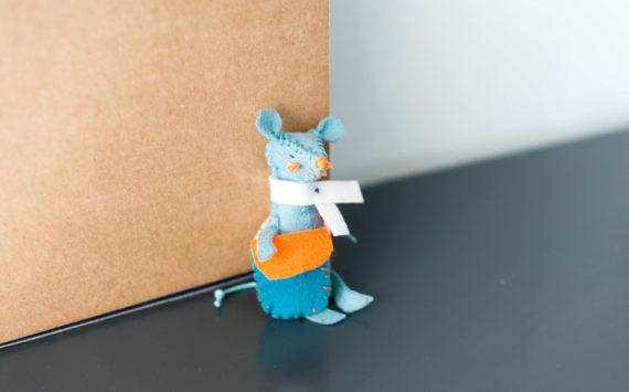 La souris pour les dents de Pique et Colegram