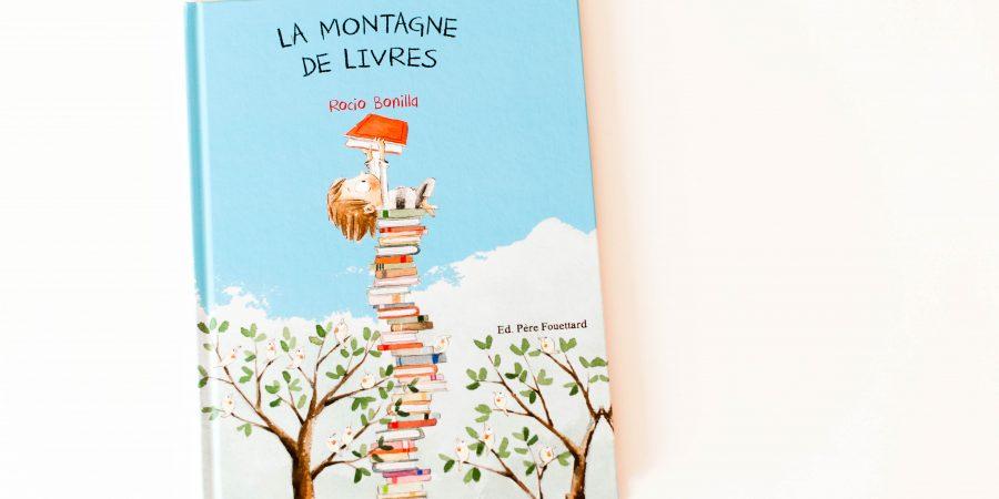 La montagne de livres, odrai-scrapandphoto
