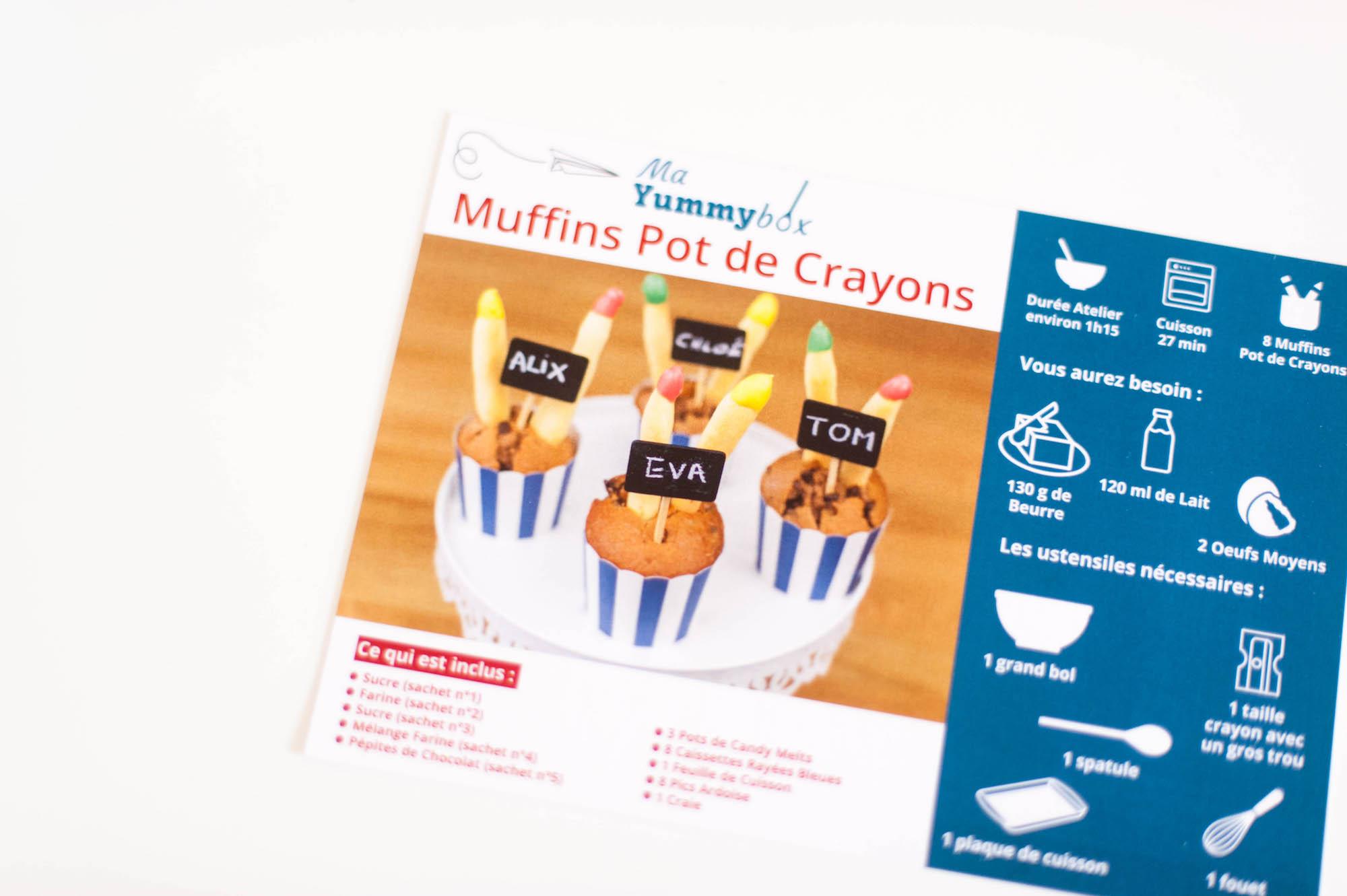 Ma Yummy Box – la box de patisserie pour enfants (concours inside)