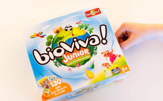 Bioviva junior – 130 défis pour découvrir le monde