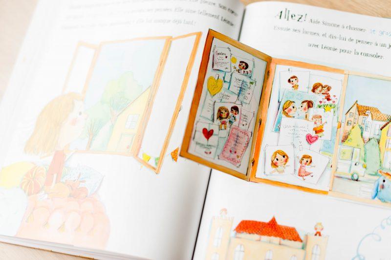 Le livre de mes émotions_odrai-scrapandphoto.fr