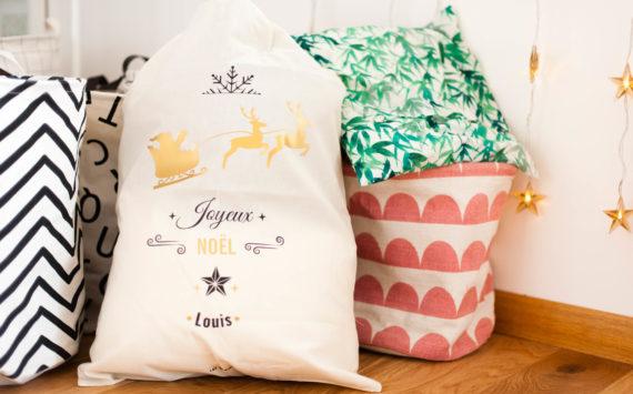 Little Boudoir – Le sac de noël personnalisé de Louis (concours inside)