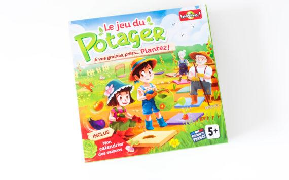 Le jeu du potager – Bioviva