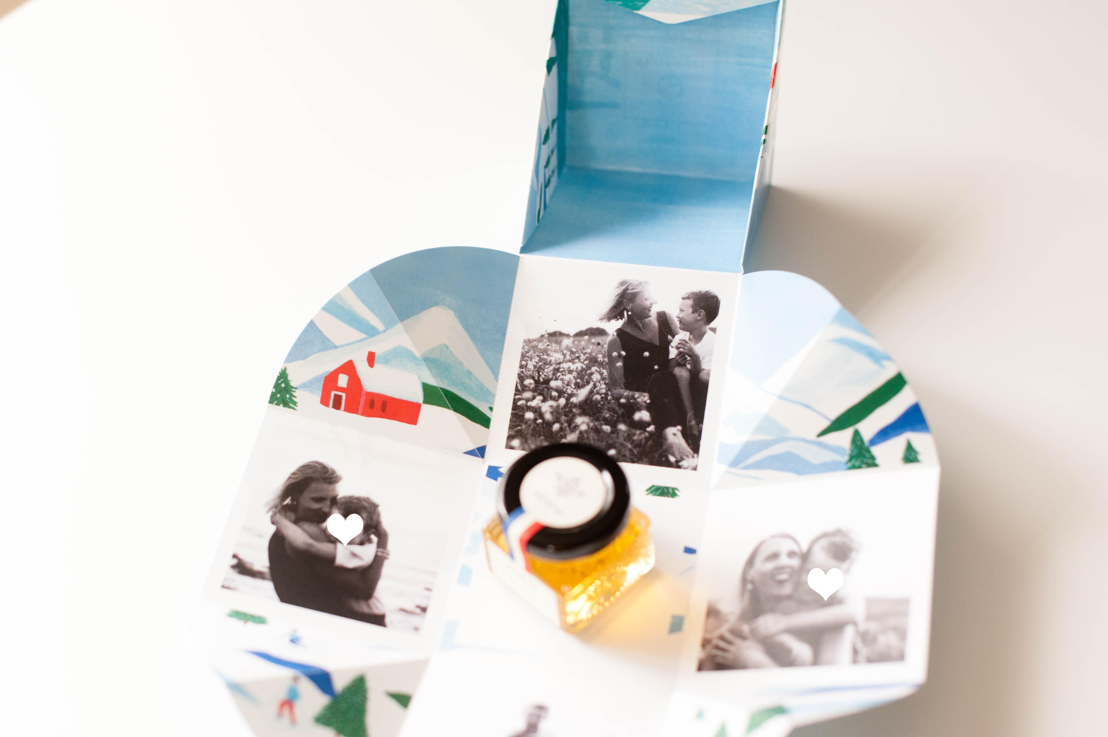 Le petit cube – idées cadeaux de Noël pour les grands parents !