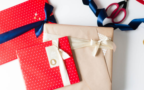 Mes astuces pour de jolis paquets cadeaux