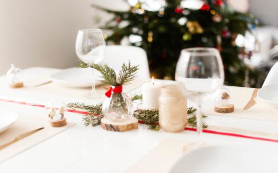 Comment faire une jolie table de fête ?