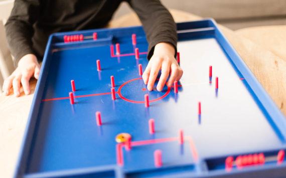 Fingabol – le football de table