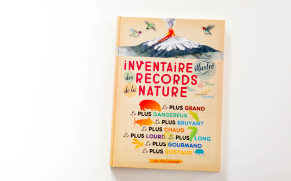 Inventaire des records de la nature