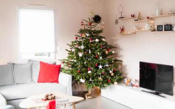 Notre maison en mode Noël