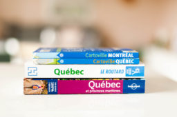La préparation de notre road trip au Québec