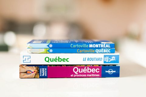 Road Trip Québec préparation
