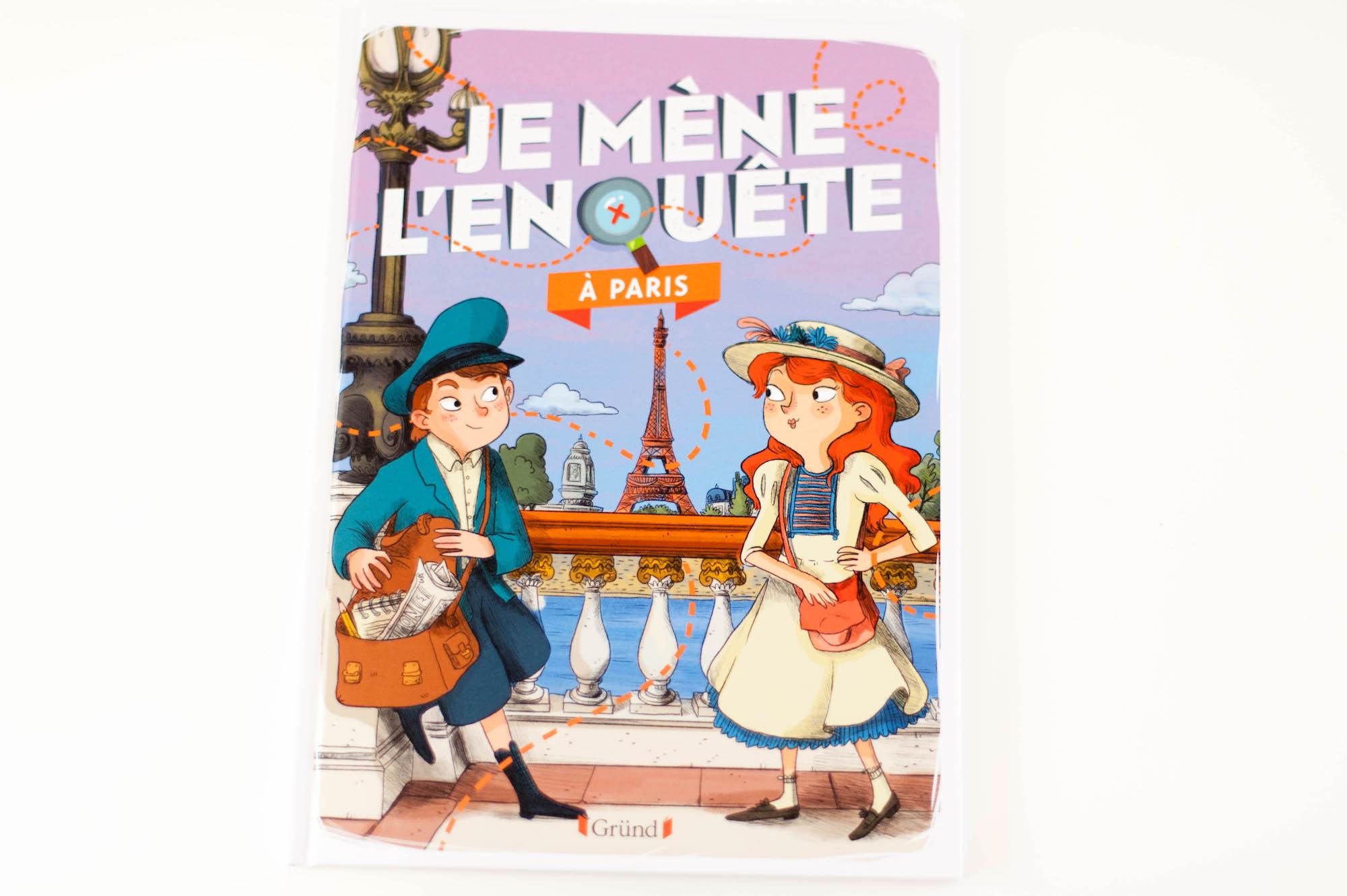 Je mène l'enquête – à Paris