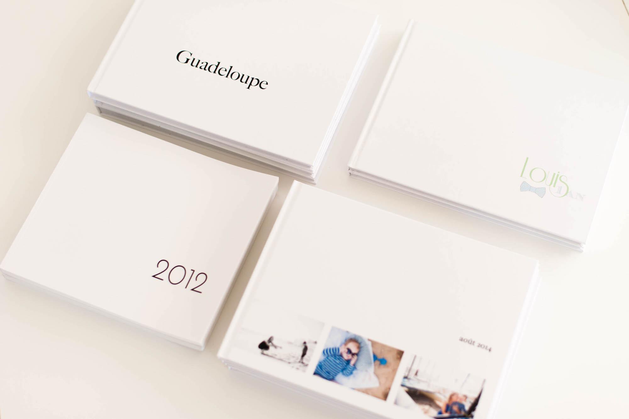 Nos albums photos – avis sur les sites Cewe et Blurb