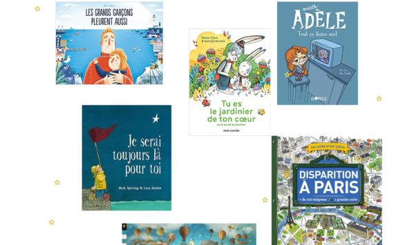 Le top 10 des livres préférés de Louis et la liste d'envie livres de Noël 2020