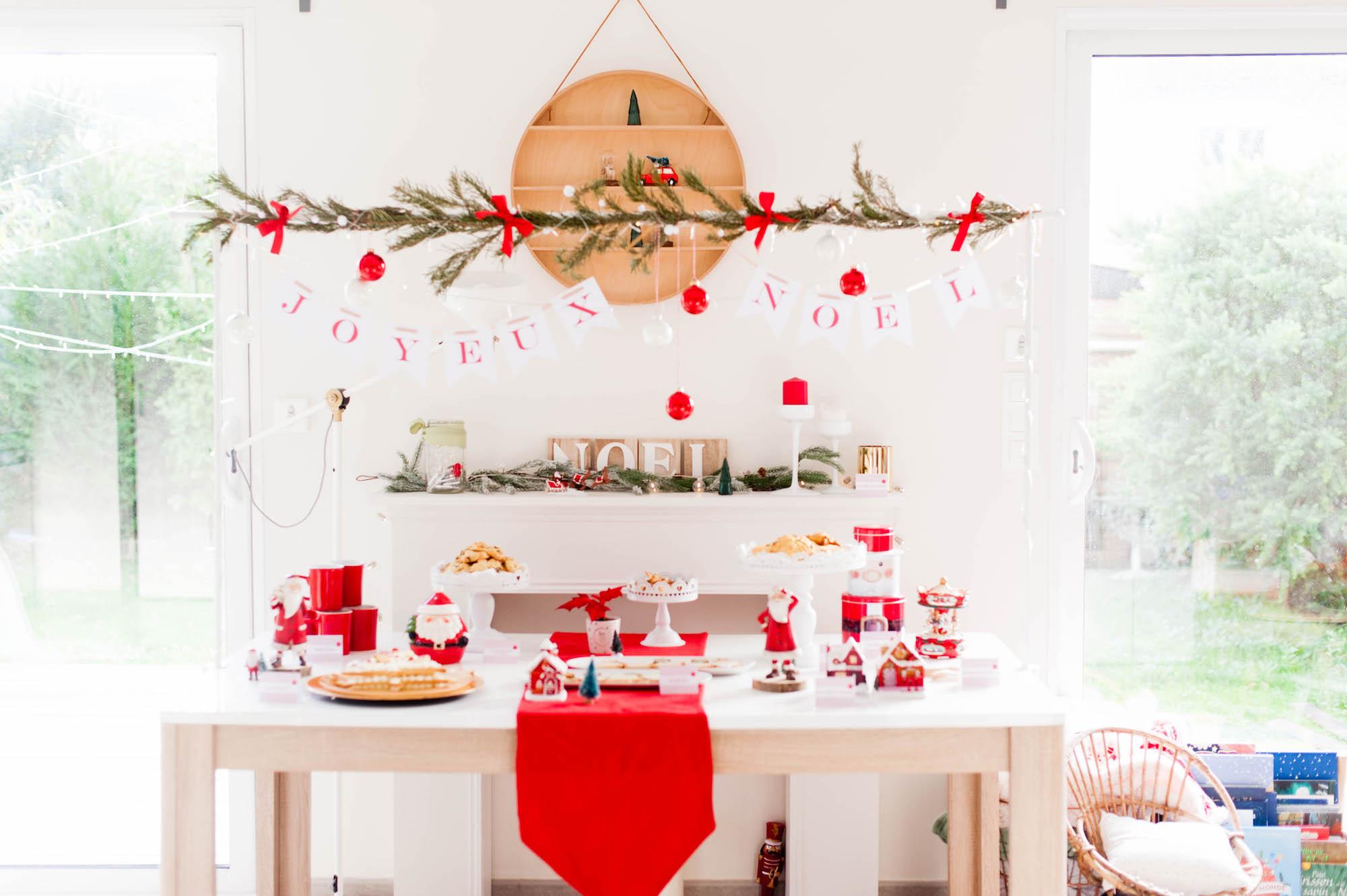 Mes tables de Noël 2020